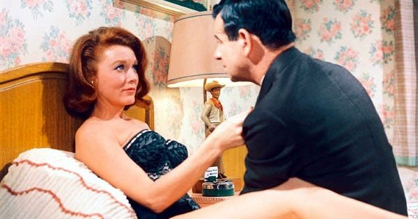 A guide for the married man 1960s bedroom farce sex for Farcical comedy movies