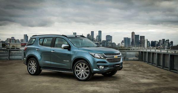 2019 Chevrolet Trailblazer Rumors Chevrolet Mobil Baru Suv