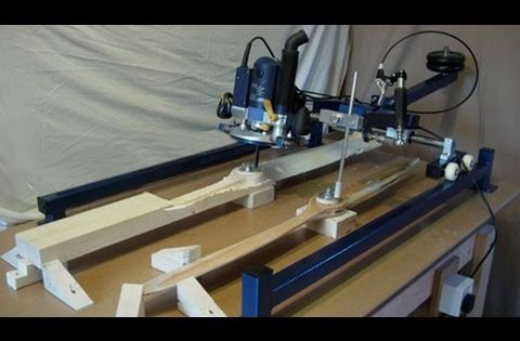The Easy Carver Router Duplicator Plans Best Diy