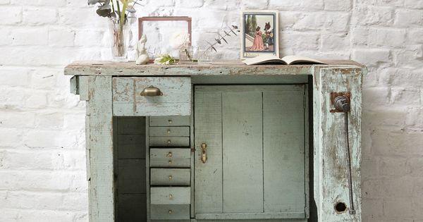 etabli de bijoutier chez d suet brocante et objets furniture meubles pinterest brocante. Black Bedroom Furniture Sets. Home Design Ideas
