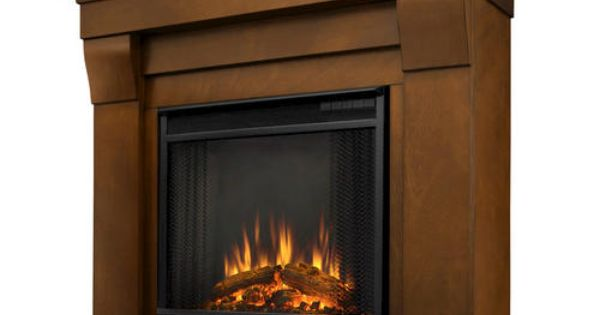 Real Flame Chateau Ventless Electric Fireplace at Menards