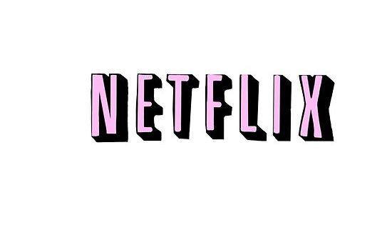 Pink Netflix Logo Sticker By Davinbamarni App Logo App Icon Design App Background