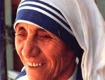 Biografia De Madre Teresa De Calcuta With Images Mother Teresa