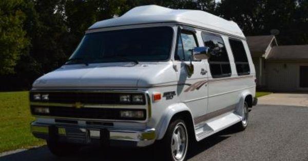 Vci Classifieds Chevrolet Van Chevy Van Gmc Vans