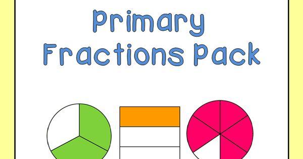 second grade fractions worksheets