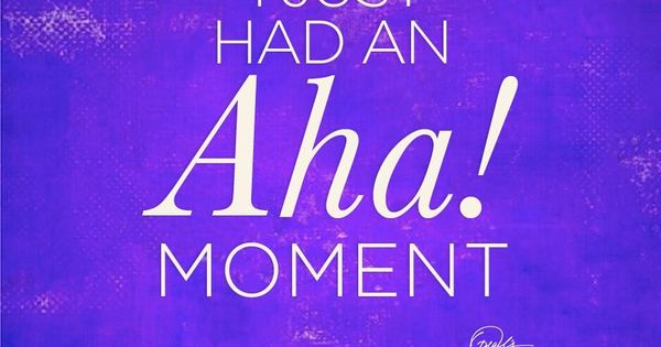 Aha Moments Sayings: Gratitude/Blessed/Love