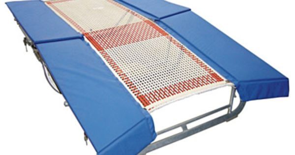 Double Mini Is Also In The Olympic Trampoline Sport Which I Also Do Trampoline Sport Olympic Trampoline Mini Trampoline