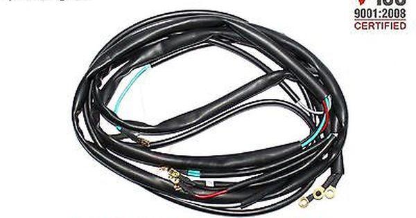 Vespa 125 Primavera Et3 Vmb1t Wiring Harness Loom E043 Mge Vespa 150 Vespa 125 Vespa