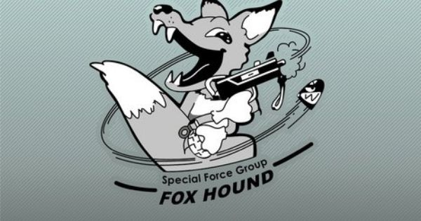 Metal Gear Foxhound Older Version Metal Gear The Fox And The Hound Metal Gear Solid
