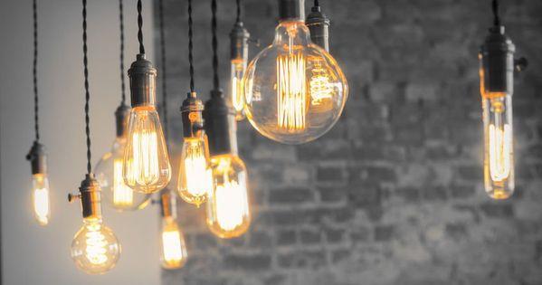 Oryginalne Lampy Sufitowe Stylizowane Zarowki Design Urzadzanie Urzarzaniewnetrz Urzadzaniewnetrza Edison Light Bulbs Simple Lighting Flickering Lights