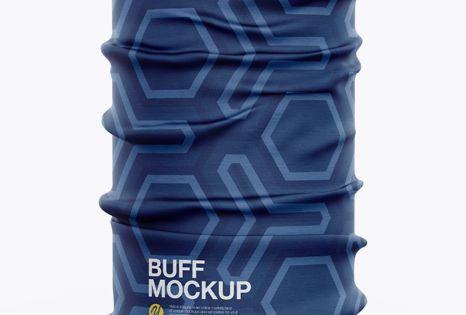 Download Buff Mockup In Apparel Mockups On Yellow Images Object Mockups Mockup Clothing Mockup Design Mockup Free