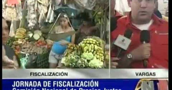 Fiscales De Sundde Exigen A Vendedores De Mercados Municipales Colocar Los Costos Al Publico