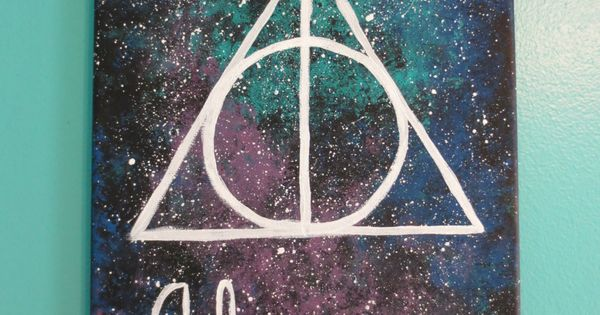 Harry Potter Deathly Hallows Always Galaxy by ...