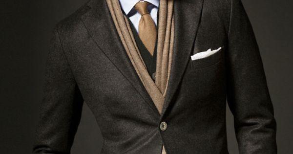 scarves & vests