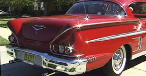 1958 Chevy Impala We Go For A Ride Youtube 1958 Chevy Impala