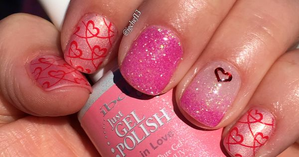 valentine nail designs tumblr