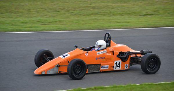Van Diemen Rf90 Julie Paterson Scottish Formula Ford