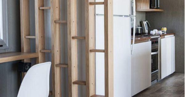 id e de cloisons accroche plante ou biblioth que ou. Black Bedroom Furniture Sets. Home Design Ideas