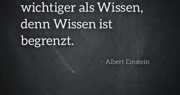 Zitat Phantasie AlbertEinstein