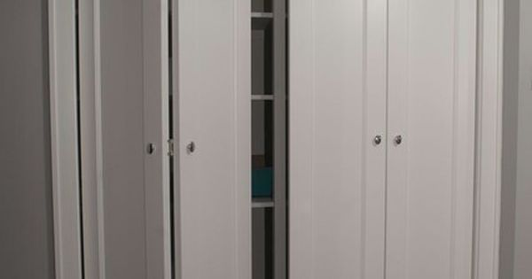 Shaker Style Bi Fold Closet Doors For The Home