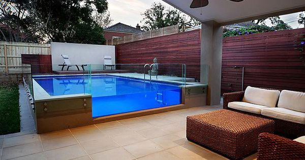 Laguna pools concrete pools melbourne pool builders Fibreglass pools vs concrete pools