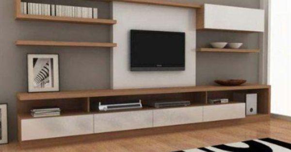 mueble tv | house | pinterest | dekorasyon, aufbewahrung und mobiles, Hause ideen