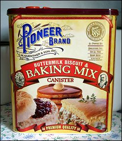 Pioneerbrandbox Jpg 250 289 Baking Mix Recipes Biscuit Mix Baking Mix Biscuits