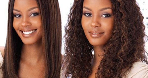 Wet And Wavy Weave Hairstyles