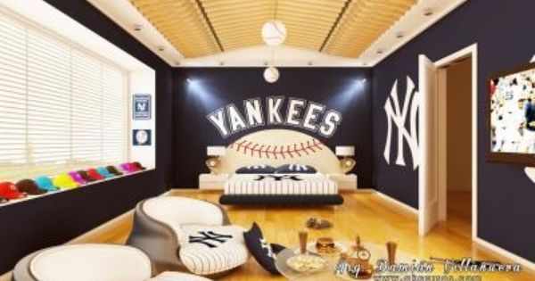 new york yankees bedroom ideas yankees room those chairs