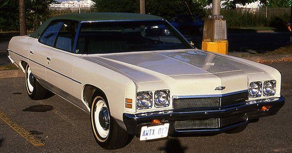 1972 Chevrolet Impala 4 Door Hardtop Chevrolet Impala Chevrolet Impala