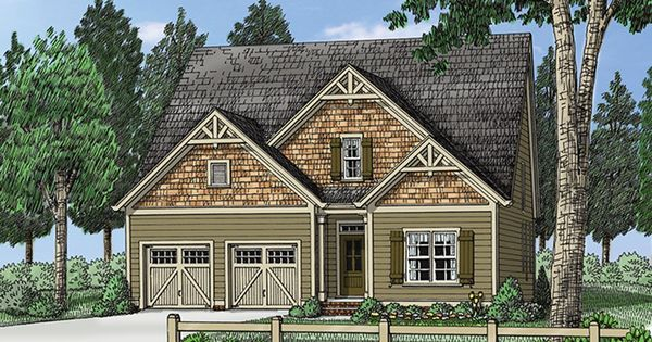 Cottage home plan with 2458 square feet and 4 bedrooms for Home source com