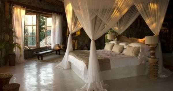 Perfect bedroom for a newly married couple. http ...