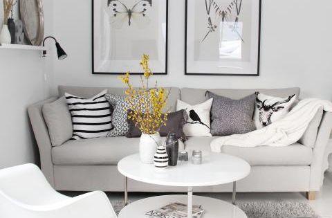 5 salons pour un hiver au chaud meubles maison et id es - Meubles de decoration interieure ...