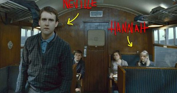 After Getting Married Neville Longbottom And Hannah Abbott Moved To London Neville Worked For A Short Time As An Auror But Then Became A Teacher Of Herbology Harry Potter Sequel Harry