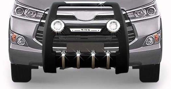 Front Guard For Innova Crysta Car Accessories Guard Design