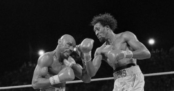 Tommy Hearns Vs Marvin Hagler Boxe