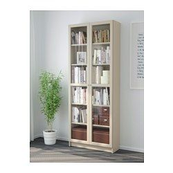 info for d738f 7bbe2 IKEA BILLY Dark Blue Bookcase with glass doors | LOVE OF ...