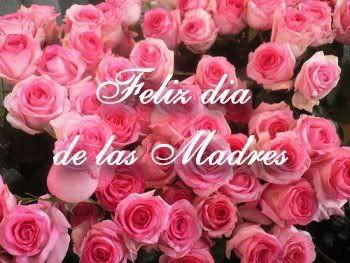 Rosas Rosas Con Un Mensaje Feliz Dia De Las Madres Tags Rosas 10