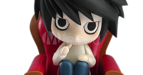 Death Note L Lauliet Anime Action Figure | Cosplay&Costume ...
