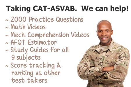 Official ASVAB Study Program | Practice Tests, Courses ...