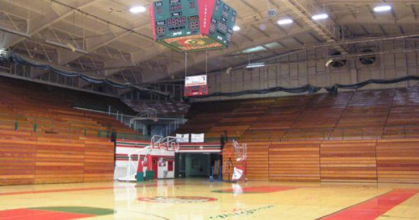 The Wigwam High School Basketball Arena Anderson In Indiana High School Basketball High School Basketball Madison County