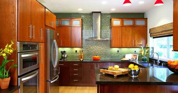 Pictures of beautiful kitchen designs layouts from zen for Zen kitchen ideas