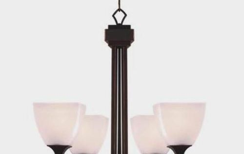 Foyer Lighting Menards : Omega light chandelier oil rubbed bronze finish at