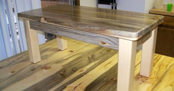 Pallet table ideas wood pallet furniture - Beetle Kill Pine Table Crafts Pinterest Pine Table