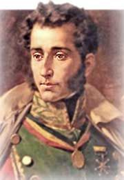 Antonio Jose De Sucre Personajes De La Historia Personajes
