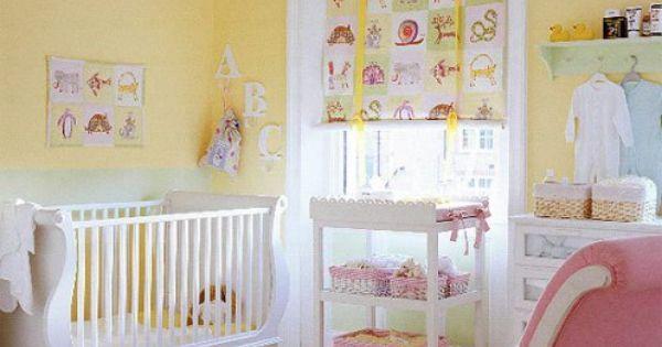 Super cute nurseries cuarto de bebe dormitorio y bebe for Dormitorio kawaii