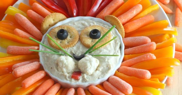 A Roaring Way To Get Your Little Cubs To Eat Their Veggies