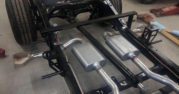 Custom Body Mounts Bed Mounts And Custom Dual Exhaust