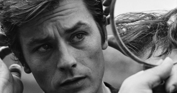 Alain Delon, 1968 Such a handsome man Mrs Susan Ansley? here in