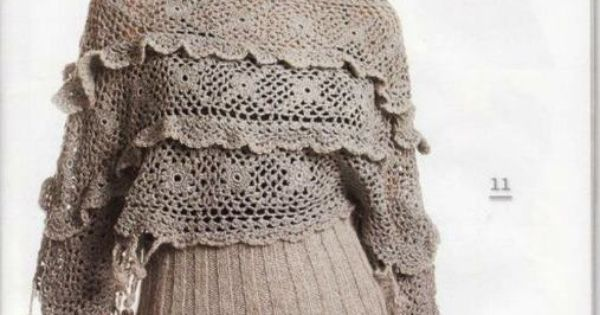 Crochet Stitches In Spanish : Crochet, Patterns and In spanish on Pinterest
